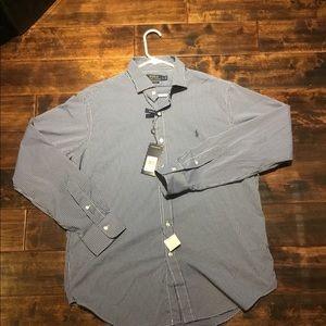 Polo Ralph Lauren Dress Shirt Size XL NWT